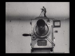 Cinéma pur avant-garde film movement, focused on the pure elements of film like motion, visual composition, and rhythm