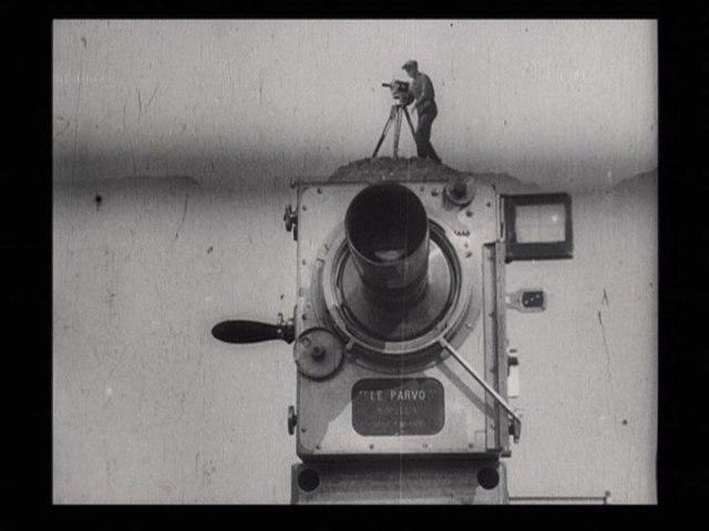Man with a Movie Camera by Dziga Vertov