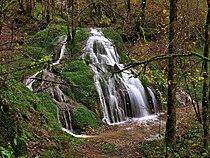 Mancenans-Lizerne, la cascade de Waroly.jpg