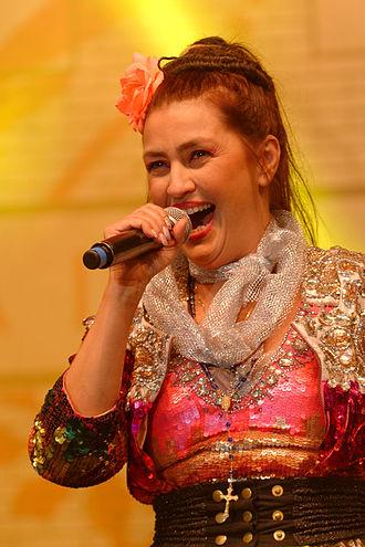 Rona Hartner - Rona Hartner in 2013