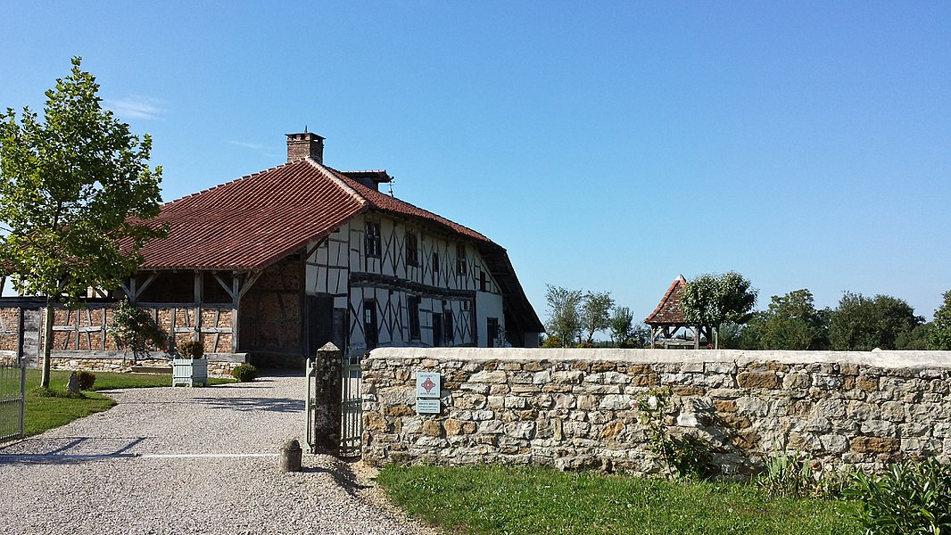 Manoir de Marmont (Marmont Manor), Bény, Ain, France (1434)