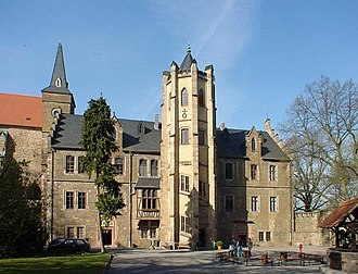 House of Mansfeld - Mansfeld Castle
