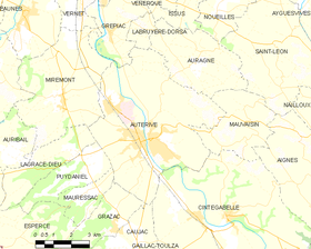 Map commune FR insee code 31033.png
