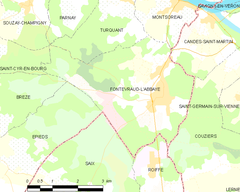 Map commune FR insee code 49140.png