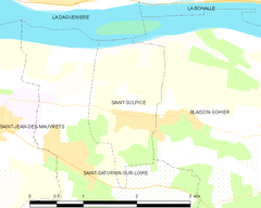 Map commune FR insee code 49322.png
