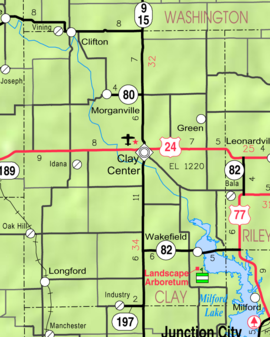 Map of Clay Co, Ks, USA.png