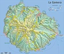 La Gomera.jpg Haritası