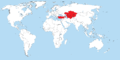 Map of independent Turkic countries..png