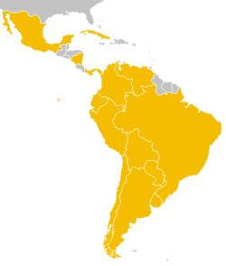 Situación de Asociación Latinoamericana de Integración