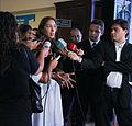 María Eugenia Vidal habla con los medios luego de la reunión de gabinete (6721249783).jpg