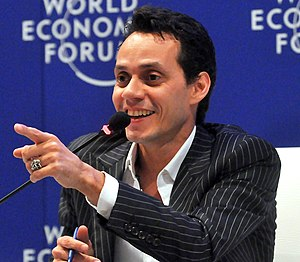 Marc Anthony - Marc Anthony in 2010