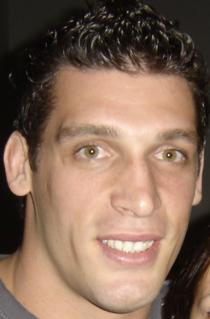 Márcio Cruz Brazilian BJJ practitioner and mixed martial arts fighter