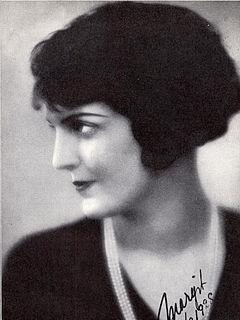 Margit Manstad Swedish actress