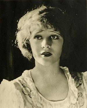 Marguerite De La Motte - De La Motte in 1924
