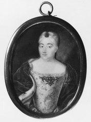 Maria Elisabeth av Hessen-Darmstadt, 1656-1715, gift Sachsen-Gotha