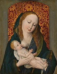 anonymous: The Virgin and Child