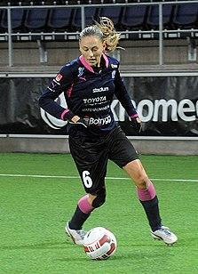 Mariann Gajhede Knudsen Footballer