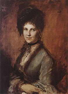 Marie von Schleinitz salonnière