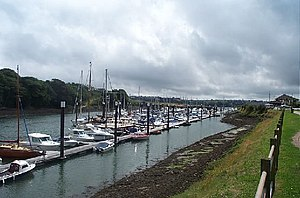 Marina At Neyland - geograph.org.uk - 13795.jpg