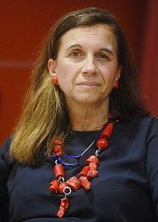 Marina Salamon Italian businesswoman and business executive