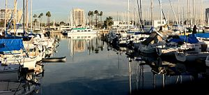 Marina del Rey, California - Image: Marina del Rey, California