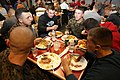 Marines, Sailors gather for Thanksgiving feast 131128-M-FR159-053.jpg
