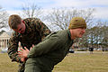 Marines feel the burn during OC spray training 150306-M-RH401-046.jpg