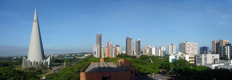 Maringá foi planejada com base no modelo de cidade-jardim f95005f5fb