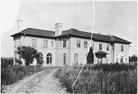 Mark Twain's house, front view. - NARA - 516527.jpg