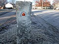 Marker 1 11803 Virginia Badge at 3 Trails Corridor (d484fab1da63481d85cafc6ab8f33c77).JPG
