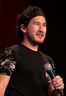 Markiplier American YouTuber and Internet personality