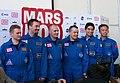 Mars-500 mission crew.jpg