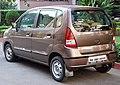 Maruti Suzuki - ZEN ESTILO LXi (rear).JPG