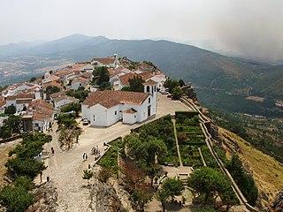 Marvão Municipality in Alentejo, Portugal