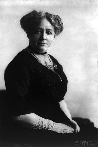 William Jennings Bryan - Attorney Mary Baird Bryan, the wife of William Jennings Bryan