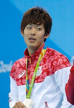 Резултат с изображение за masato sakai swimmer