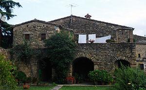Masia - A masia in Girona, Catalonia.