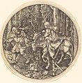 Master L after Albrecht Dürer - The Flight into Egypt.jpg