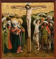 Master of the Schlägl Altarpiece - Altarpiece with The Passion of Christ - 1951.453.a - Cleveland Museum of Art.tif