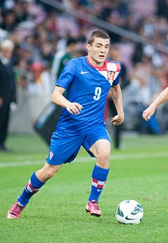 Mateo Kovacic vs. Portugal, 10th June 2013-2.jpg
