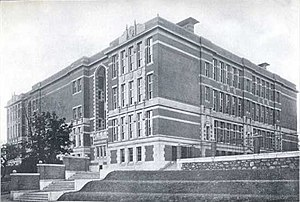 The Mather School - The Mather School in 1905