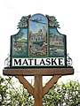 Matlaske Village sign.jpg