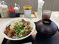 Matsuya Foods Extra Meat Of BBQ Beef Rice Bowl Regular Spicy sauce.jpg