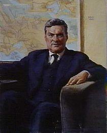 Maurice Blackburn oilpainting1942 (cropped).jpg