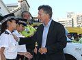 Mauricio Macri felicitó a los equipos de emergencia que trabajaron en la tragedia de Once (6938684503).jpg