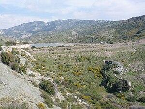 Mavrokolympos Dam 160