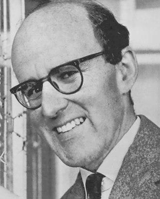 Max Perutz - Perutz in 1962