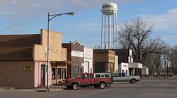 Downtown Maxwell