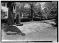 May 11, 1958 CISTERN. - Wessington House, Cistern, Edenton, Chowan County, NC HABS NC,21-EDE,16A-1.tif