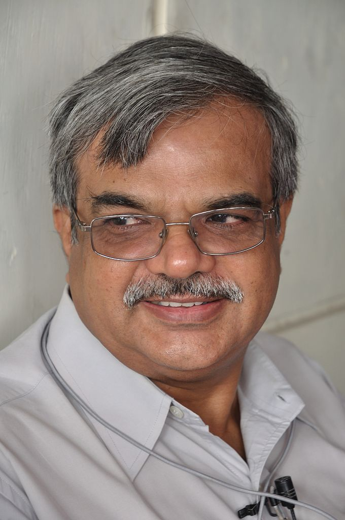 Dr. Mayank Nalinkant Vahia. Photo credit: Biswarup Ganguly/Wikimedia Commons [Licensed under CC BY 3.0]